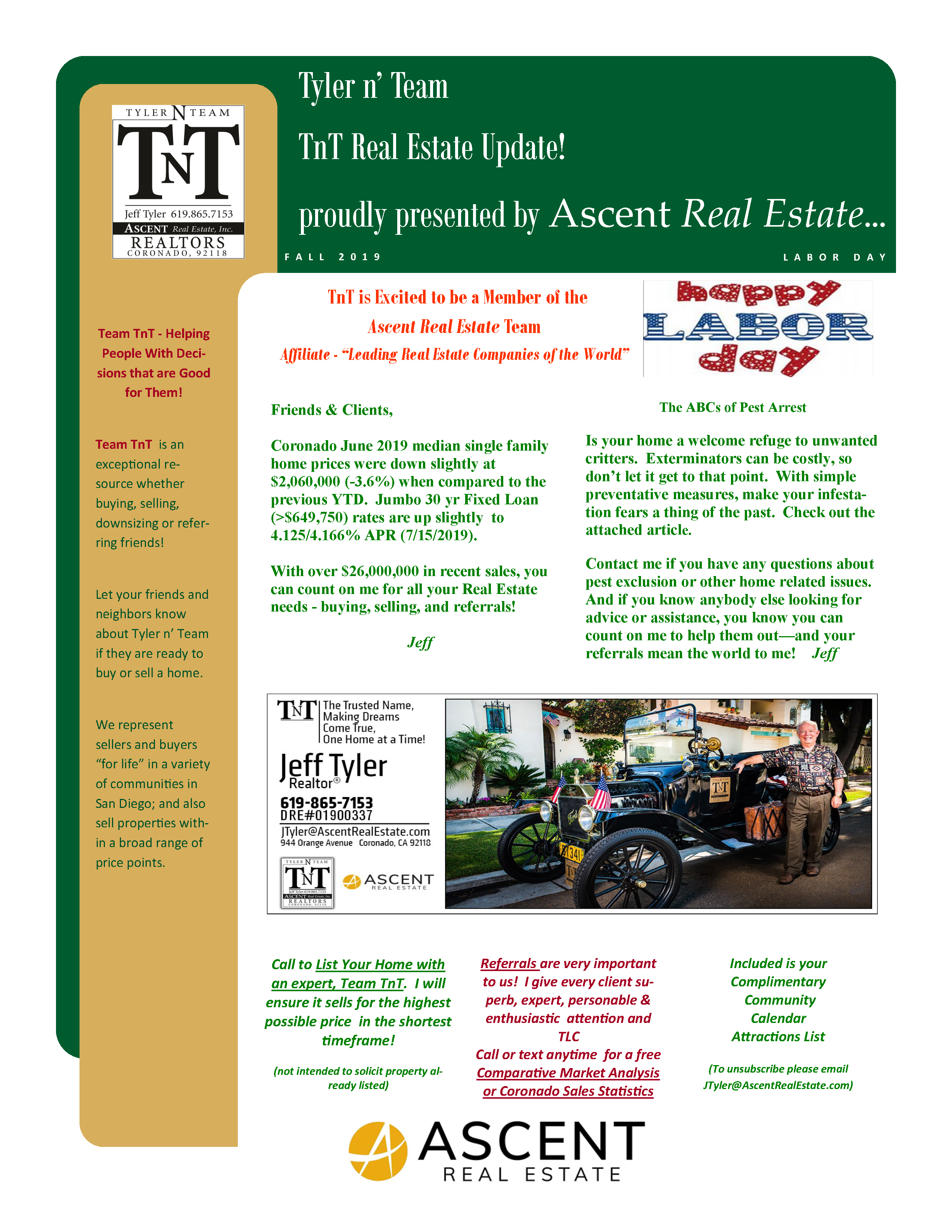 TNT 2019 Fall Flyer - Labor Day